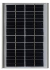 15W 18v small solar module with TUV CE
