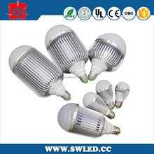 led light bulb aluminum bulb 9w 12w e27 led lighting bulb