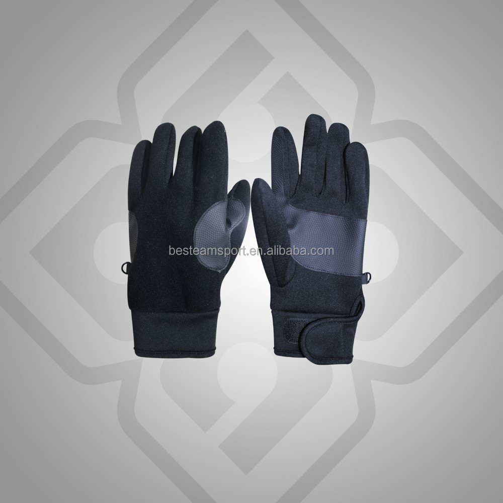 Trustworthy china supplier outdoor sport fleece glove sport glove safety glove