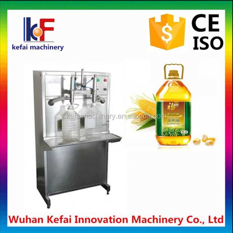 Small Bottle Olive Oil Filling Machine/Liquid filler/Ointment Filler machine