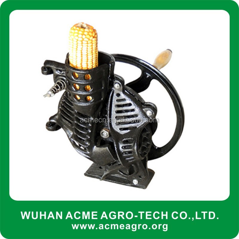 Cheap price high speed and efficient manual corn thresher/corn sheller