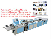 L Shape Automatic Hardcover Case Making Machine XY-550