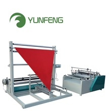 Plastic Sheet Film Folding Machine