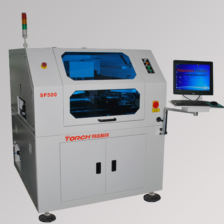 Hot sale Auto SMT Stencil Printer for PCB SP500