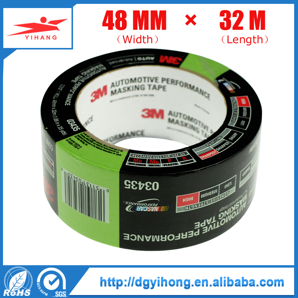 hot sale 3M masking tape for construction companies