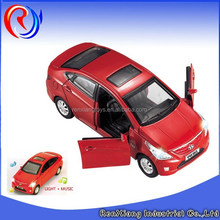 1: 32 pull back alloy car model car hyundai toy