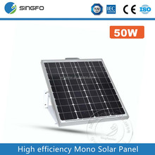 50W 18V Mono Solar Panel Solar Modules Factory Direct Sale Fast Delivery