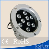 Taiwan Epistar high power ip65 12v outdoor led spotlight
