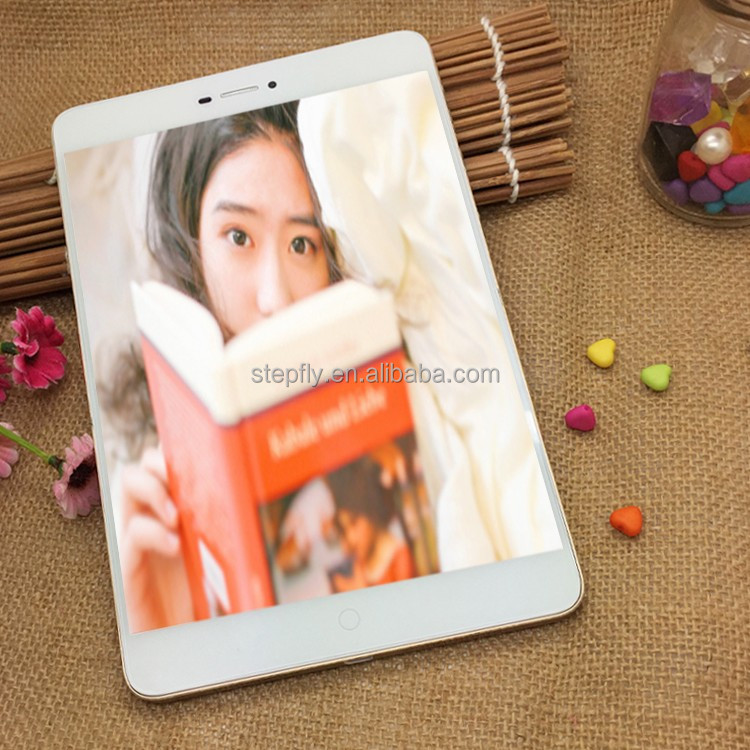 7.85 inch MTK8382 Quad core Android 4.4 GPS 3G tablet pc