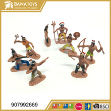 Plastic scale model miniature human figure