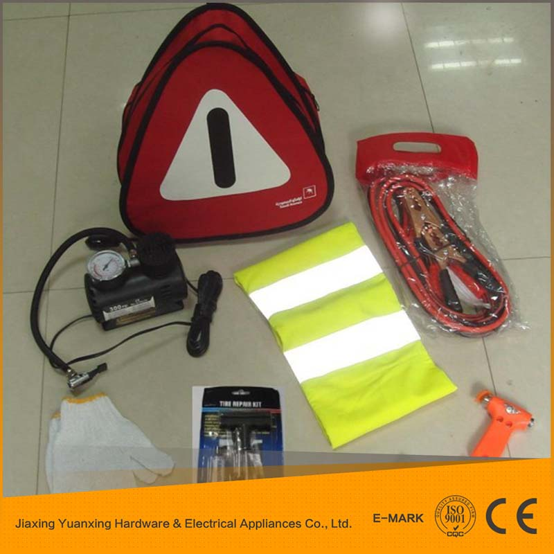 Wholesale High Quality multifunctional car emergency kit
