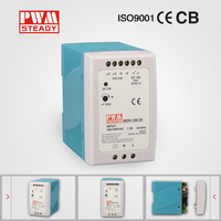 100w 12v power supply Single Output DIN Rail Power Supply,MRD-100-12 led driver