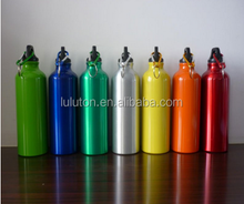 Water Bottles, Available in Various Capacities, Lids, Colors and Logos, Made of Stainless Steel
