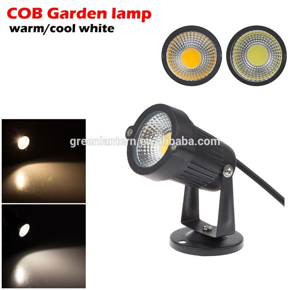 Top Quality 5w Led Spot 25w Led Garden High Lumens Solar Led garden park Light