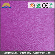 high quality leather pvc leather for car seat upholstery fabric