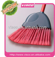 HOT SALE pvc coated wooden broom stick VC121