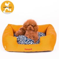 Premium replacable covers denim dog bed