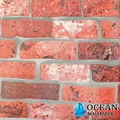 brick style popular 3d wallpaper in resturnt