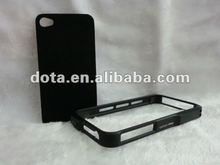 high quality novelty Durable Aluminium Metal Bumper Cover Case for iphone 4 4S