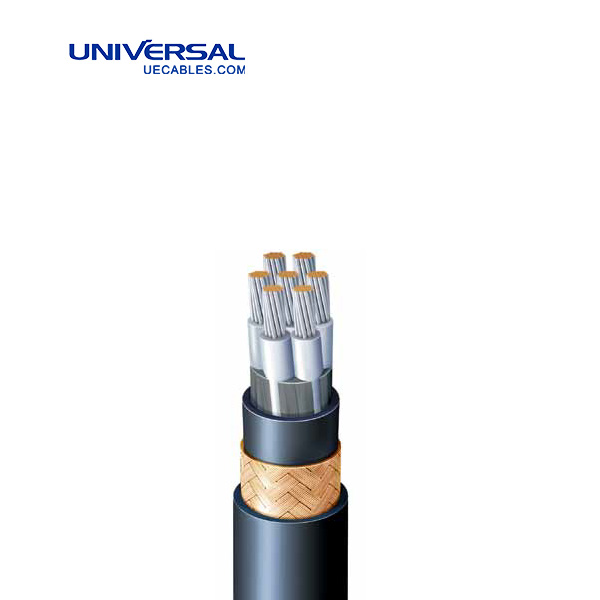 0.6/1kV HF-EPR Insulated, SW2/SW4 Sheathed Armoured Fire Resistant Power & Control Cables