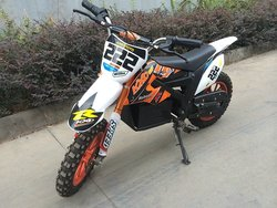 500W electric dirt bike (KXD-706E)