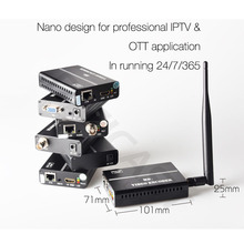 Hot sale MPEG MP4 H.264 Hardware Encoder with Dual Power