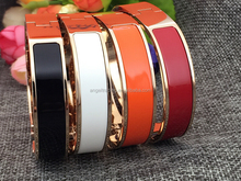 most popular wide alloy enamel paint bangles