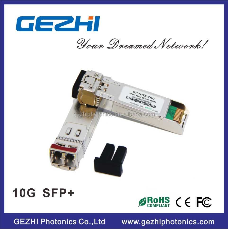 Original Hilink 1550nm SFP+ ZR 20nm Wavelength Spacing CWDM Module