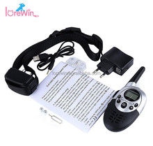 LoreWin E-613 Hot Electronic Shocking Vibration Remote Dog pet trainer Eco-Friendly Feature and Pet Collars leashes Type remote