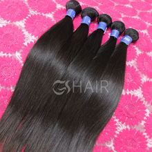 Low price virgin silky straight 20 inch indian remy hair extension in chennai