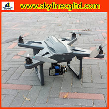 shenzhen skyline quadcopter radio control FPV 2.4G Professional Drone with GPS HD camera helicopter