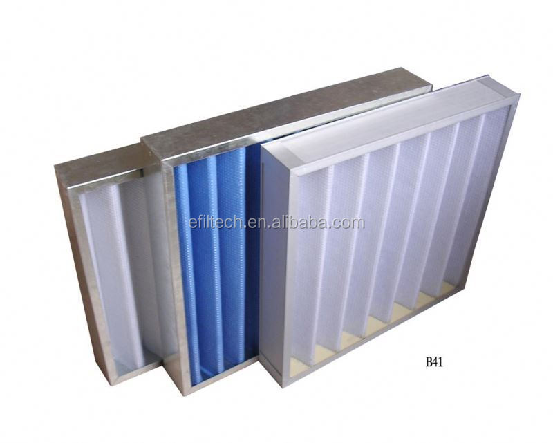 pre filter panel filter industrial fine particle air filter for smoking room