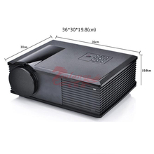 LCD LED Interactive projector built in white board Perfect for children's education