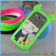 2015 hot sale mobile phone universal silicon bumper case for many phone models