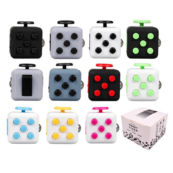 Hot Sell Fidget Cube <strong>Toys</strong> for Puzzles and Magic Gift AntiStress