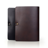 9.7 inch Genuine italian cowhide leather tablet protective case for ipad air 2