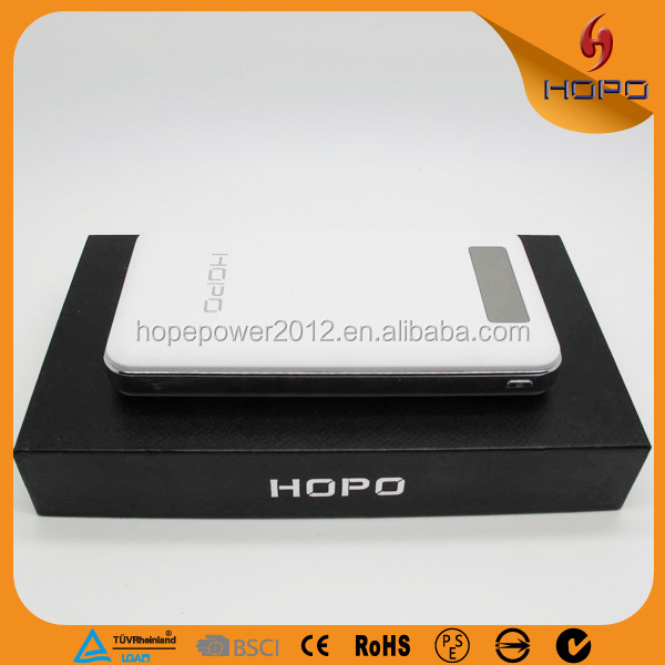 Mobile phone portable charger 15000 mah portable power bank