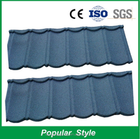 stone coated metal roof tile/imitation roof tiles/color sand coated roof tile/famous brand in china donyue group