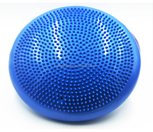 china Inflated Stability Wobble Cushion, Including Free Pump / Exercise Fitness Core Balance Disc