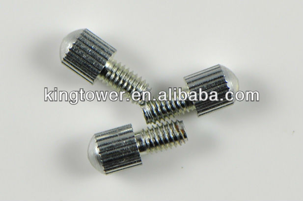 aluminum 7075 hand tighten screw