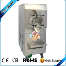 2015 hot sale hard ice cream machine/batch freezer/gelato making machine brand gelato ice cream machine