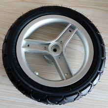 Polyester Foam Material Solid Stroller Tire