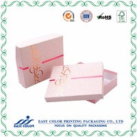 Customize Luxury Printed Recycled Cardboard Gift