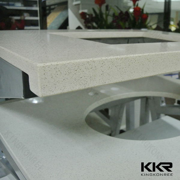 engineering artificial stone kitchen countertops , kitchen tile countertop