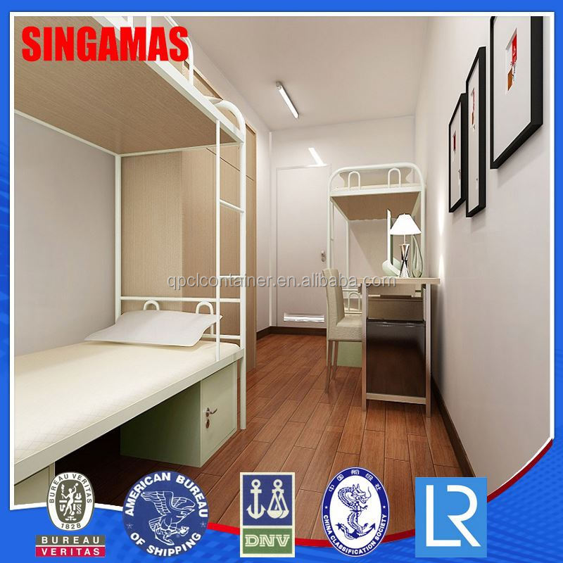 High Quality Cap 20ft Shipping Container House For Rent