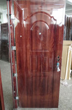 good quality nice surface new design Iddis quality steel door for nigeria market