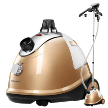 1800W champagne pause control industrial electric steam irons for clothes care with CB CE