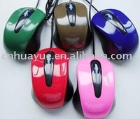 Sexy 3D optical mouse 800DPI for Laptop/Desktop PC