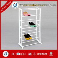 iron closed shoe rack