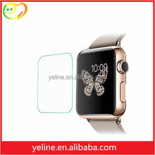 Watch accessories------smartwatch screen protector tempered glass films for apple watch